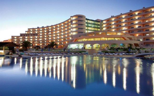 Отель Apartamento Paraiso De Albufeira Португалия, Албуфейра - 2 отзыва об отеле, цены и фото номеров - забронировать отель Apartamento Paraiso De Albufeira онлайн вид на фасад