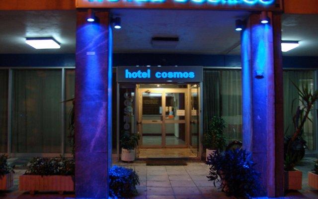 Cosmos Hotel вид на фасад
