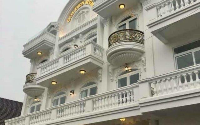 Golden Rum Hotel Далат вид на фасад