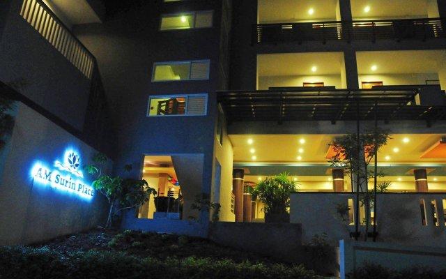 Отель AM Surin Place Таиланд, Пхукет - 1 отзыв об отеле, цены и фото номеров - забронировать отель AM Surin Place онлайн вид на фасад