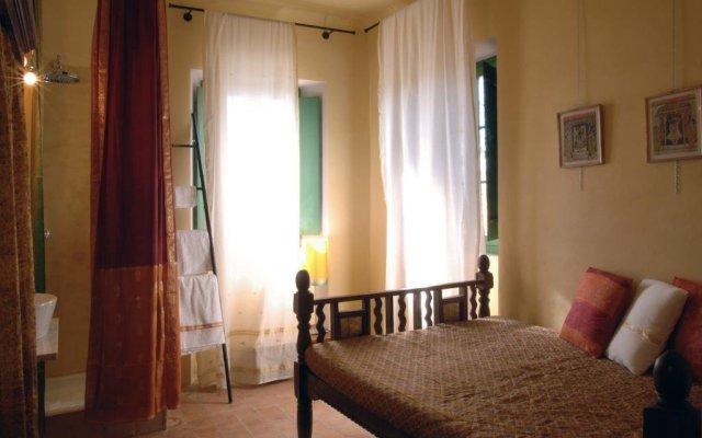 Отель Casa Azzurra Монтекассино комната для гостей