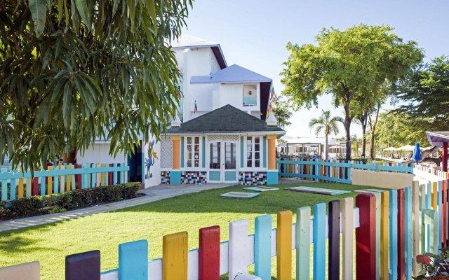 Отель Grand Paradise Playa Dorada - All Inclusive вид на фасад