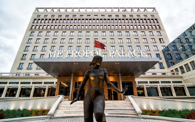 Hotel Metropol Palace, A Luxury Collection Hotel гостиничный бар