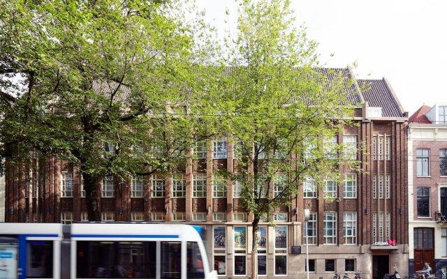 Отель citizenM Amstel Amsterdam Нидерланды, Амстердам - отзывы, цены и фото номеров - забронировать отель citizenM Amstel Amsterdam онлайн вид на фасад