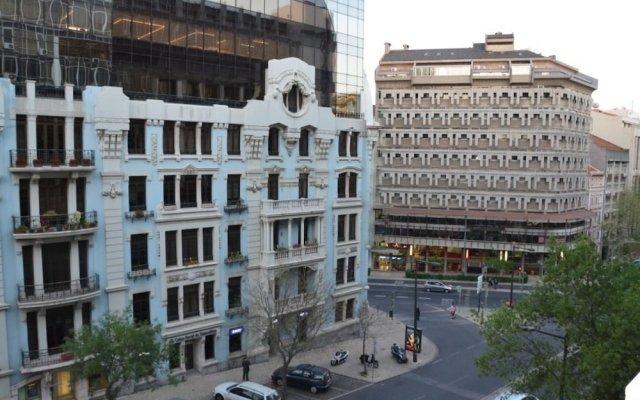 Отель Flamingo Португалия, Лиссабон - 6 отзывов об отеле, цены и фото номеров - забронировать отель Flamingo онлайн вид на фасад
