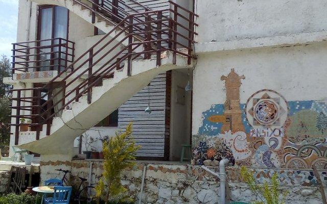 Mozaik Pansiyon Турция, Патара - отзывы, цены и фото номеров - забронировать отель Mozaik Pansiyon онлайн вид на фасад