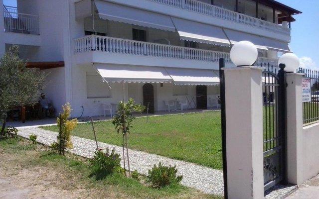 Отель Anastasia Studios Греция, Ханиотис - отзывы, цены и фото номеров - забронировать отель Anastasia Studios онлайн вид на фасад