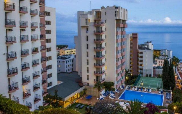 Отель Dorisol Buganvilia Португалия, Фуншал - отзывы, цены и фото номеров - забронировать отель Dorisol Buganvilia онлайн вид на фасад