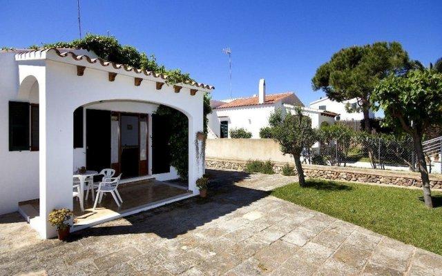 Отель Menorca Mestral Испания, Кала-эн-Бланес - отзывы, цены и фото номеров - забронировать отель Menorca Mestral онлайн вид на фасад