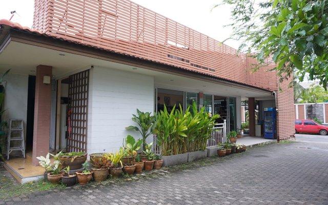 Отель OYO 282 Baan Nat Таиланд, Пхукет - отзывы, цены и фото номеров - забронировать отель OYO 282 Baan Nat онлайн вид на фасад