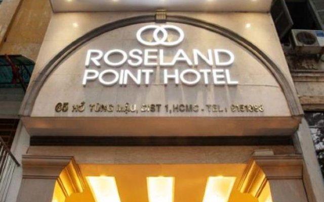 Roseland Point Hotel вид на фасад