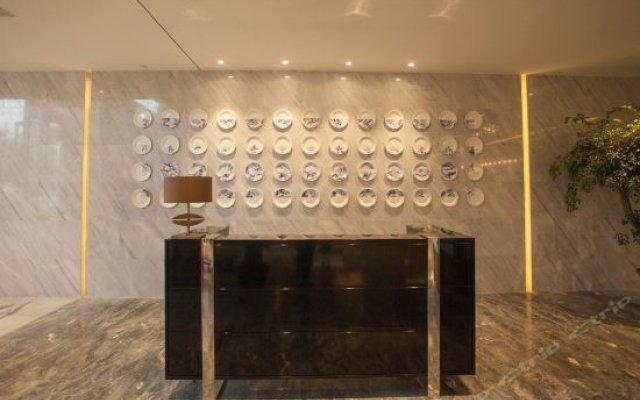 Kanglaibo International Hotel (Ganzhou Stadium) интерьер отеля