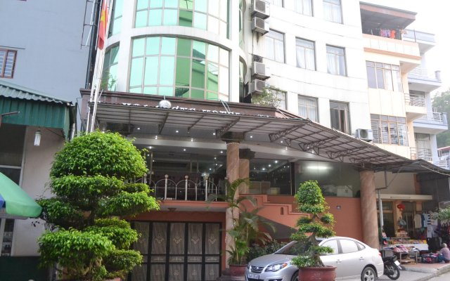 Hoa Cuong Hotel парковка