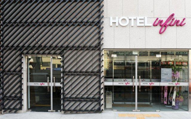 Отель Infini Южная Корея, Сеул - 1 отзыв об отеле, цены и фото номеров - забронировать отель Infini онлайн вид на фасад