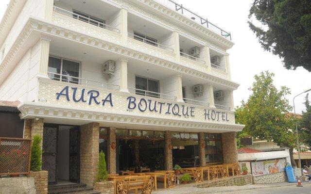 Бутик-отель Aura Турция, Сиде - отзывы, цены и фото номеров - забронировать отель Бутик-отель Aura онлайн вид на фасад