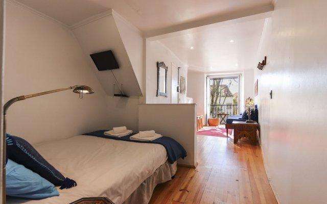 Отель Alfama Vintage by Homing комната для гостей