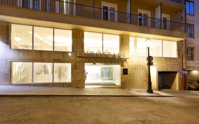 Exe Hotel El Coloso вид на фасад