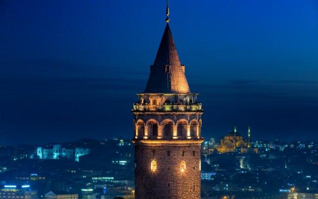 Отель Eagle Residence Taksim Стамбул вид на фасад