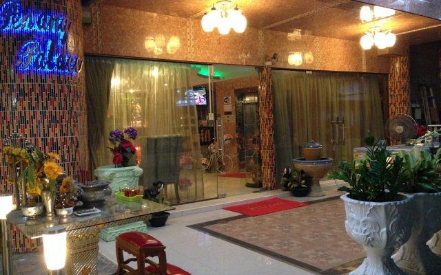Отель Penang Palace Таиланд, Бангкок - отзывы, цены и фото номеров - забронировать отель Penang Palace онлайн вид на фасад
