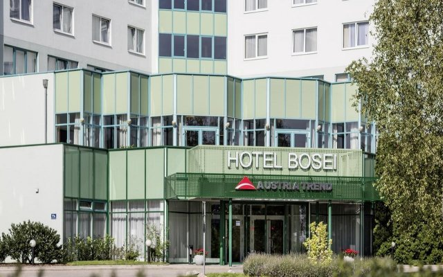 Austria Trend Hotel Bosei Wien вид на фасад