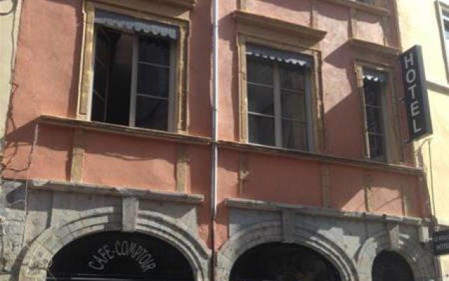 Отель Le Boulevardier Франция, Лион - отзывы, цены и фото номеров - забронировать отель Le Boulevardier онлайн вид на фасад