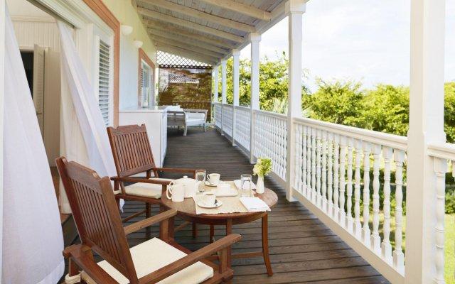 Отель COMO Parrot Cay вид на фасад