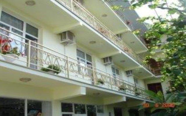Гостевой дом Уют вид на фасад