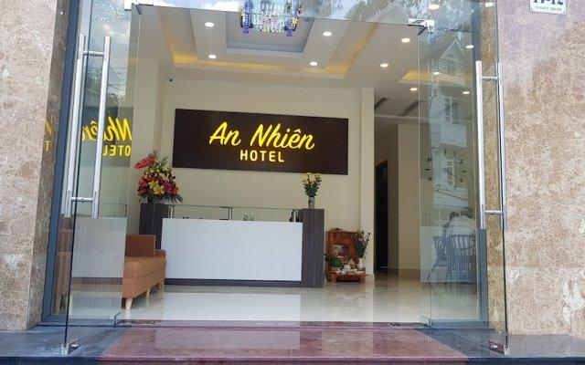An Nhien Hotel Далат вид на фасад
