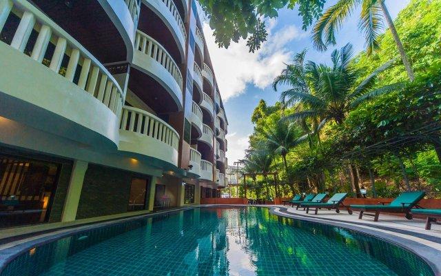 Отель Ratana Hill Таиланд, Патонг - 3 отзыва об отеле, цены и фото номеров - забронировать отель Ratana Hill онлайн вид на фасад