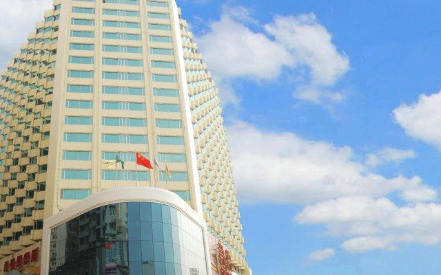Grandview Hotel Macau вид на фасад