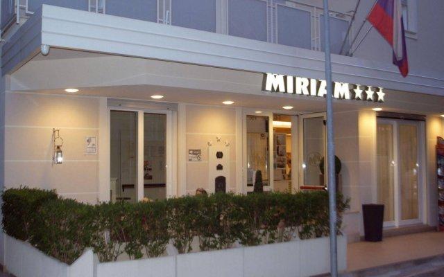 Hotel Miriam вид на фасад
