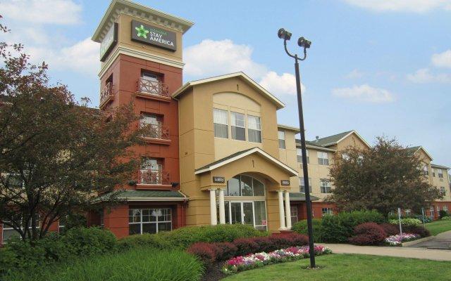 Отель Extended Stay America - Columbus - Polaris США, Колумбус - отзывы, цены и фото номеров - забронировать отель Extended Stay America - Columbus - Polaris онлайн вид на фасад