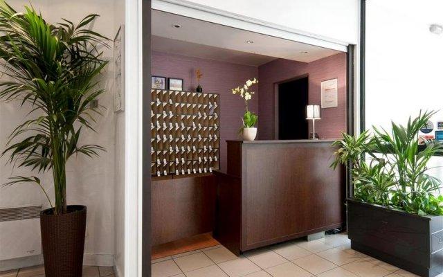 Отель Aparthotel Adagio access Vanves Porte de Versailles интерьер отеля