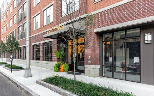 Отель Stay Alfred at 223 E Town США, Колумбус - отзывы, цены и фото номеров - забронировать отель Stay Alfred at 223 E Town онлайн вид на фасад