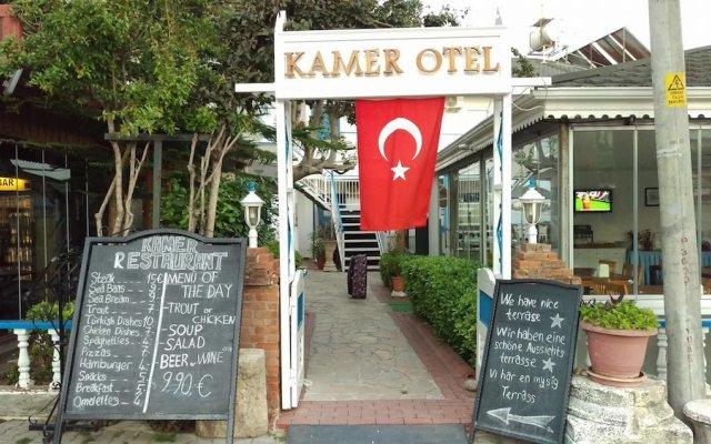 Kamer Motel Турция, Сиде - отзывы, цены и фото номеров - забронировать отель Kamer Motel онлайн вид на фасад