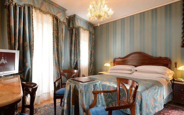 Отель Albergo Cavalletto & Doge Orseolo Италия, Венеция - 13 отзывов об отеле, цены и фото номеров - забронировать отель Albergo Cavalletto & Doge Orseolo онлайн комната для гостей