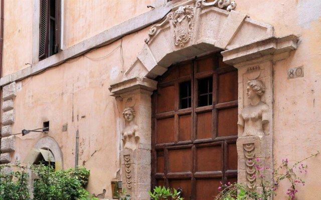 Отель Navona apartments - Pantheon area Италия, Рим - отзывы, цены и фото номеров - забронировать отель Navona apartments - Pantheon area онлайн вид на фасад