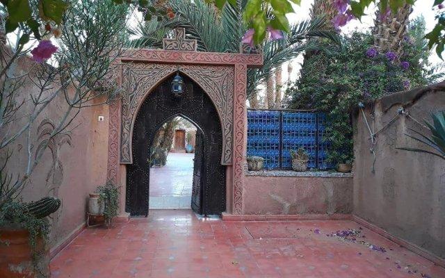 Отель Auberge Chez Ali Марокко, Загора - отзывы, цены и фото номеров - забронировать отель Auberge Chez Ali онлайн вид на фасад