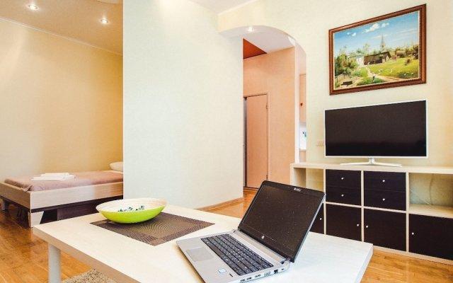 Апартаменты Premium Superior Apartment Old Arbat комната для гостей