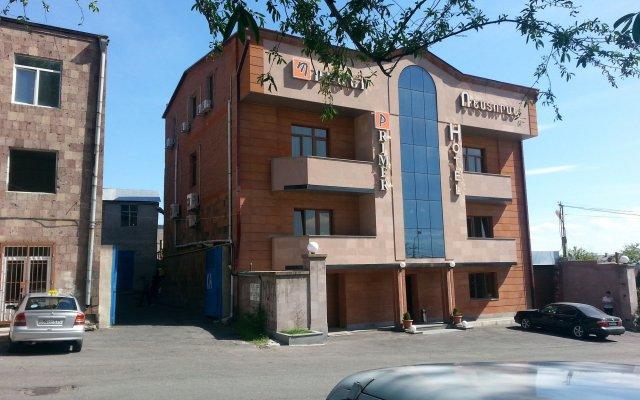 Primer Hotel вид на фасад
