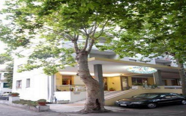 Hotel Alabama вид на фасад