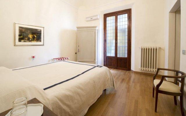 Отель Soggiorno Rondinelli Италия, Флоренция - отзывы, цены и фото номеров - забронировать отель Soggiorno Rondinelli онлайн комната для гостей