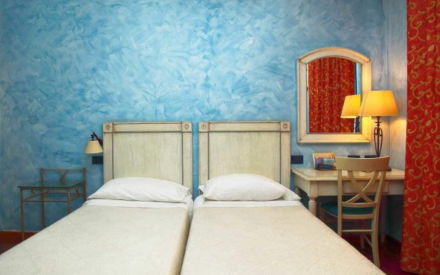 Hotel Nautico Pozzallo Поццалло комната для гостей