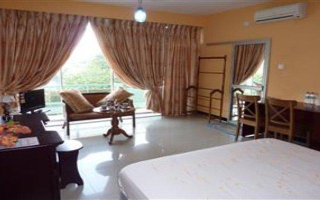 Sky View Hotel комната для гостей