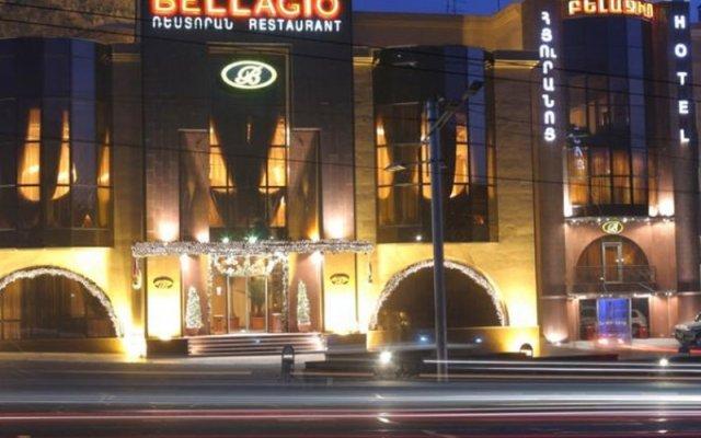 Отель Bellagio Hotel Complex Yerevan Армения, Ереван - отзывы, цены и фото номеров - забронировать отель Bellagio Hotel Complex Yerevan онлайн вид на фасад