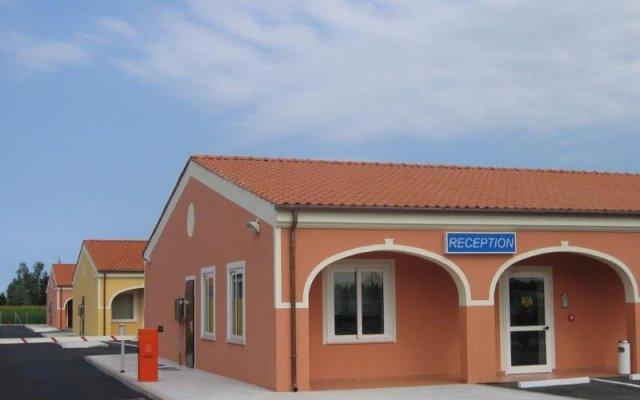 Отель Autohotel Venezia Италия, Мирано - отзывы, цены и фото номеров - забронировать отель Autohotel Venezia онлайн вид на фасад
