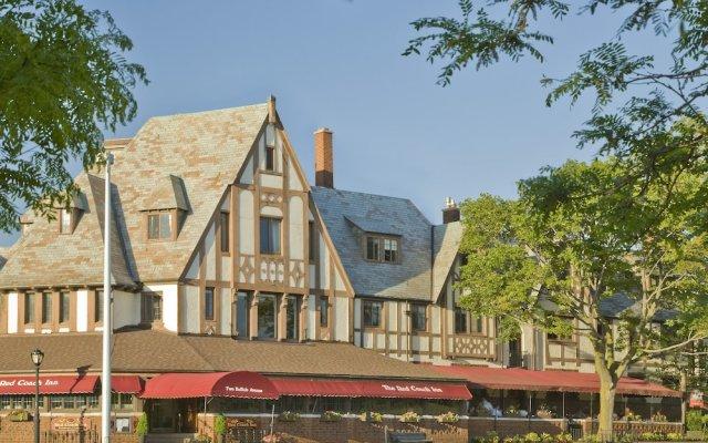 Отель Red Coach Inn США, Ниагара-Фолс - отзывы, цены и фото номеров - забронировать отель Red Coach Inn онлайн вид на фасад