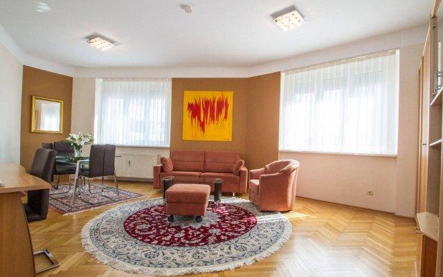 Отель Central Apartments Vienna (CAV) Австрия, Вена - отзывы, цены и фото номеров - забронировать отель Central Apartments Vienna (CAV) онлайн комната для гостей