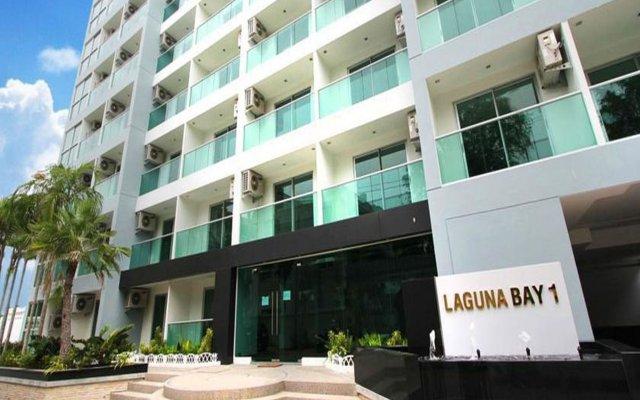 Отель Laguna Bay 1 Таиланд, Паттайя - отзывы, цены и фото номеров - забронировать отель Laguna Bay 1 онлайн вид на фасад