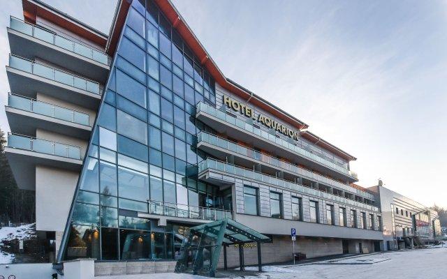 Hotel Aquarion вид на фасад